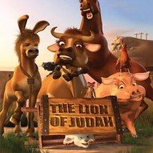 La locandina di The Lion of Judah