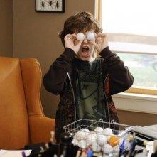 Nolan Gould nell'episodio The Kiss di Modern Family