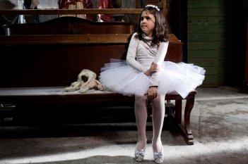Wally Galdieri nei panni di Marinella da piccola nel film La pecora nera