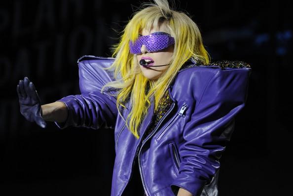 Lollapalooza 2010: Lady Gaga