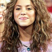 Un bel primo piano di Shakira