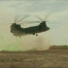 Un'immagine del documentario Standing Army, in onda il 28 Settembre 2010 su FX
