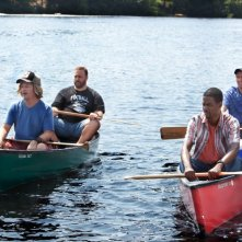 Adam Sandler, Kevin James, Chris Rock e David Spade si divertono per Un weekend da bamboccioni
