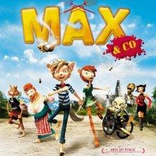 La locandina di Max & Co