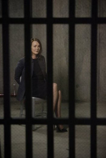 Laura Innes nell'episodio To Keep Us Safe di The Event