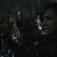 Danielle Harris, vittima armata dell'horror Hatchet 2
