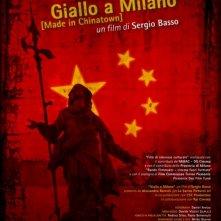 La locandina di Giallo a Milano