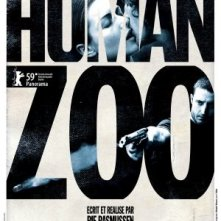 La locandina di Human Zoo