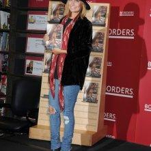 Nicole Richie presenta il suo nuovo libro 'Priceless' in una libreria di New York