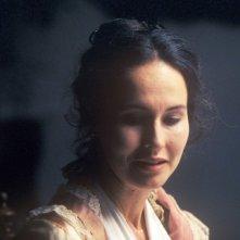 Primo piano di Consuelo Ciatti in \'Un viaggio chiamato amore\' - 2002