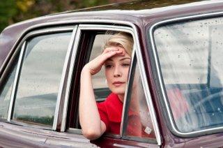 Rosamund Pike in un'immagine del film We Want Sex