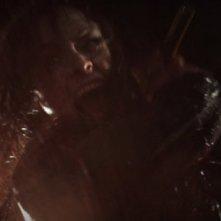 Una prima immagine sanguinolenta dall'horror Hatchet 2