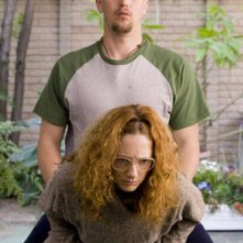 Judy Greer e Patrick Wilson in un'immagine di Barry Munday