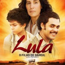 La locandina di Lula, the Son of Brazil