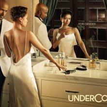 Uno dei poster della nuova serie Undercovers