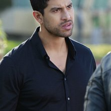 Adam Rodriguez nell'episiodio Reality Kills di CSI: Miami