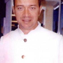 Arturo Gambardella sul set di CENTOVETRINE
