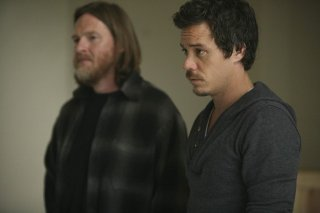 Donal Logue e Michael Raymond-James in Change Partners di Terriers