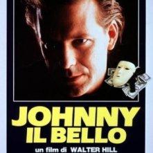 La locandina di Johnny il bello