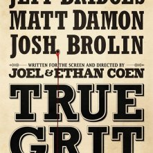 La locandina di True Grit