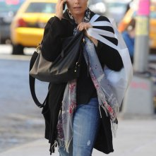 Mariel Hemingway fa shopping a New York