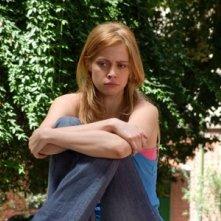 Nathalie Rapti Gomez nella fiction Le due facce dell'amore