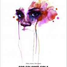 Nuovo poster per il film For Colored Girls Who Have Considered Suicide When the Rainbow Is Enuf