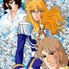Poster della serie-tv Lady Oscar