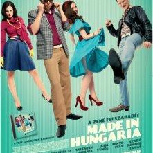La locandina di Made in Hungaria