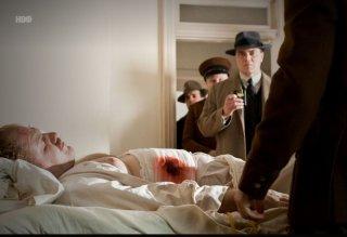 Michael Shannon nell'episodio Broadway Limited di Boardwalk Empire