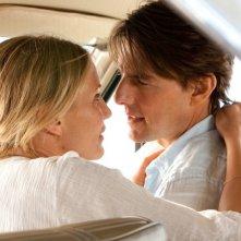 Scene da un bacio per Tom Cruise e Cameron Diaz nel film Innocenti bugie