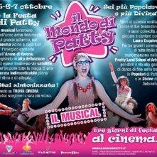 Un'immagine promo de Il mondo di Patty - il musical