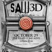 Ancora un nuovo poster per Saw 3D