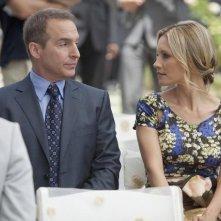 Brian Benben e Kadee Strickland nell'episodio Take Two di Private Practice