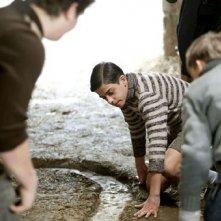 Brian Fenzi interpreta Lino da piccolo nel film Una sconfinata giovinezza