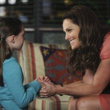 Hailey Sole e Amy Brenneman nell'episodio A Better Place to Be di Private Practice
