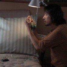 Hiroyuki Sanada in una scena del film The City of Your Final Destination