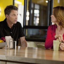 Kate Walsh e Tim Daly nell'episodio Take Two di Private Practice