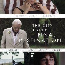 La locandina americana di The City of Your Final Destination