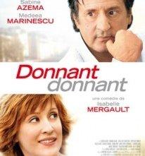 La locandina di Donnant, Donnant