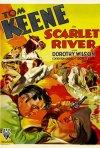 La locandina di Scarlet River