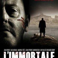 La locandina italiana de L'immortale