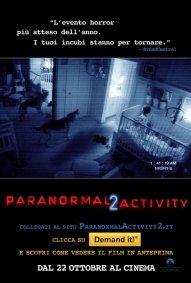 paranormal activity e basato su una storia vera