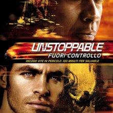 La locandina italiana di Unstoppable - Fuori controllo