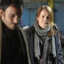 Laura Innes nell'episodio Protect Them From The Truth di The Event