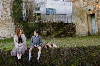 Lucia Grappioni e Brian Fenzi nel film Una sconfinata giovinezza