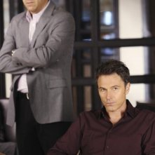 Paul Adelstein e Tim Daly nell'episodio A Better Place to Be di Private Practice