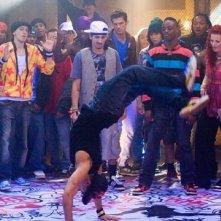Un'immagine tratta dal film Step Up 3-D