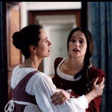 Consuelo Ciatti in Le affinità elettive - 1996, con Marie Gillain