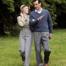Henry Maske e Susanne Wuest in una scena di Max Schmeling